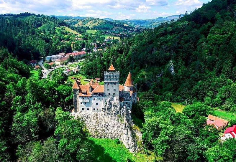 Dracula's Castle. A Iconic Romanian Tale.
