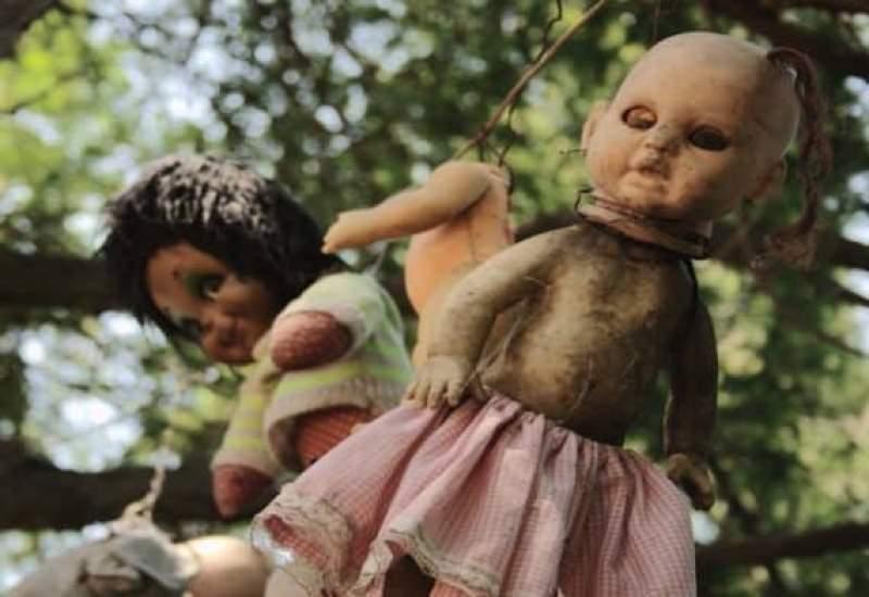The Creepy Doll Island of Mexico.